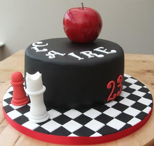 twlight inspired cake