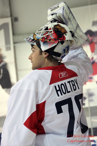 Up Close: Braden Holtby