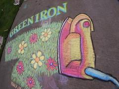 Mark Monlux Green Iron