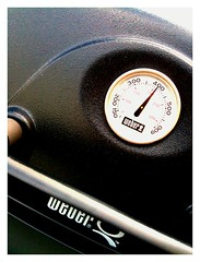 iPhone Photography - Weber Q220 (Robert Buckley Shots) Tags: cooking southafrica losangeles capetown bbq grill heat barbeque temperature braai guage