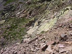 Exploration vers la brèche du Sphinx : la traversée en terrain instable vers la brèche du faux Sphinx