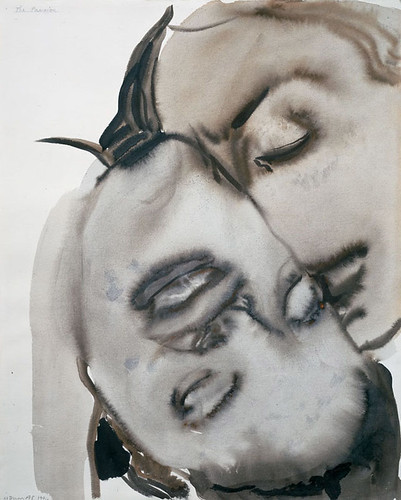 Marlene Dumas-Passion by toothbreaker