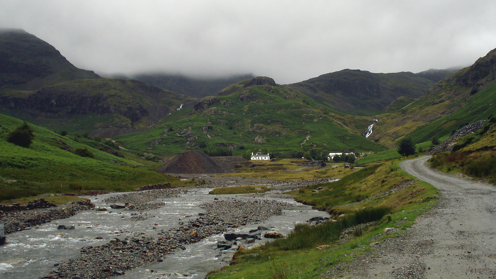 Coppermines Valley