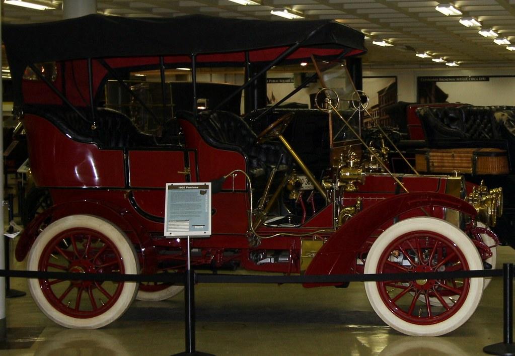 1905 Peerless