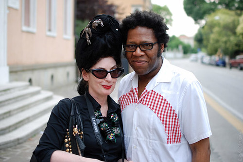 Diane Pernet & Anthony Knight