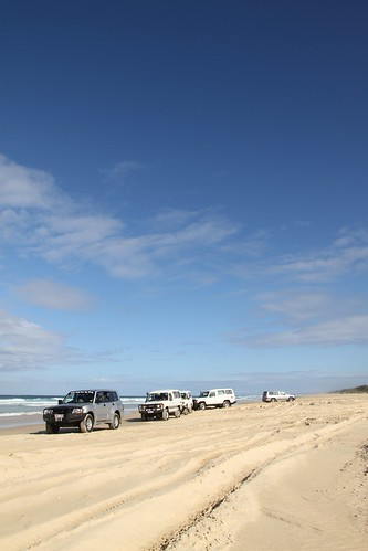 Tag a long Tours, Fraser Island