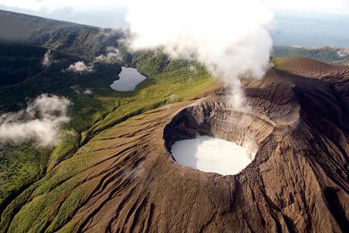 Volcán, Rincón de la vieja