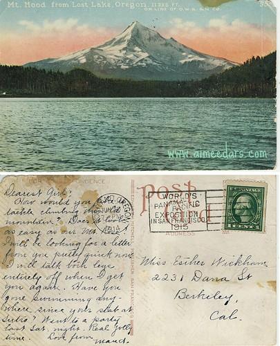 Mt Hood (1914)