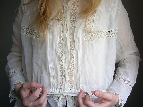 Antique Russian Blouse