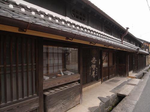 伝統的な街並みを散策できる『松山地区』@宇陀市