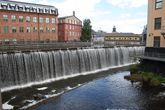 "Norrköping  - Motala ström - Industrilandskapet • <a style=""font-size:0.8em;"" href=""http://www.flickr.com/photos/23564737@N07/4808141791/"" target=""_blank"">View on Flickr</a>"