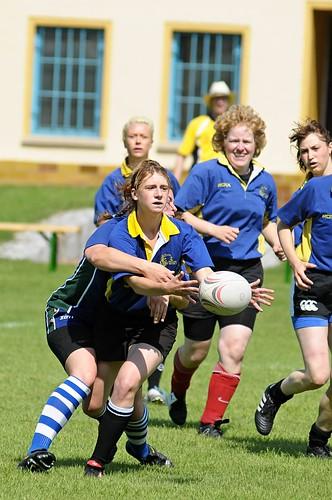 10 Jahre Rugby Jena - Jubiläumsturnier