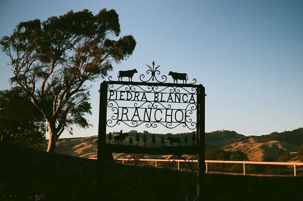 ranch beneath hearst castle