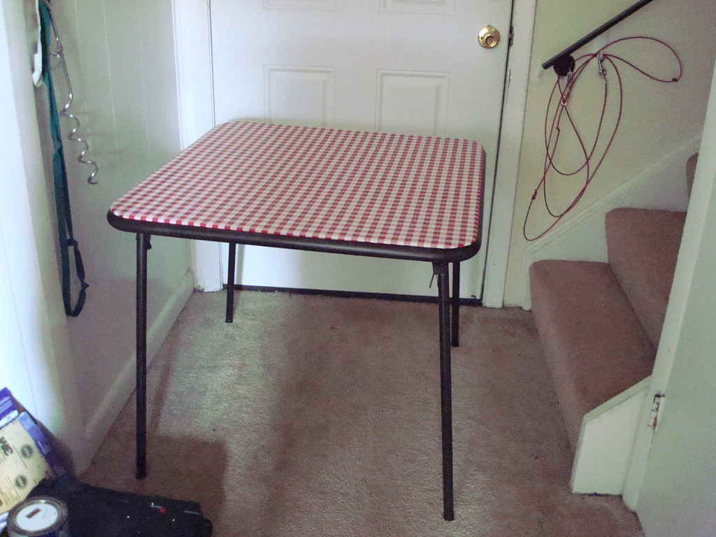 Redone Folding Table