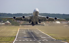 A380 taking off (Ashley Middleton Photography) Tags: aircraft aeroplane airbus airliner airbusa380 50500mm