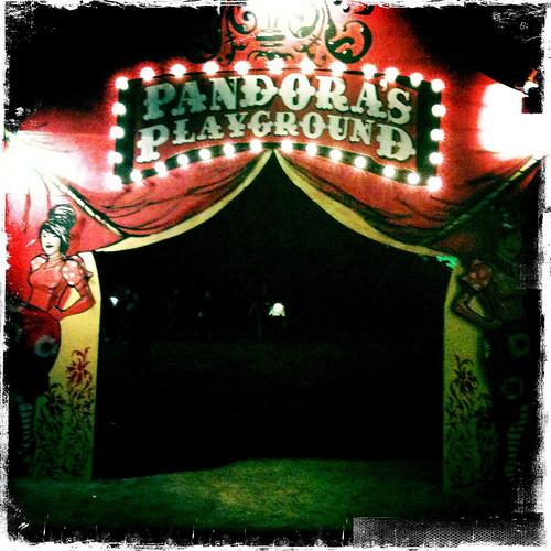 Pandora's Playground