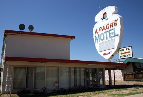 the apache motel