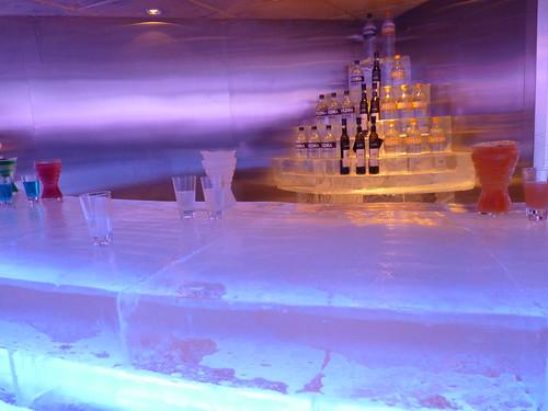 Svedka Ice Bar