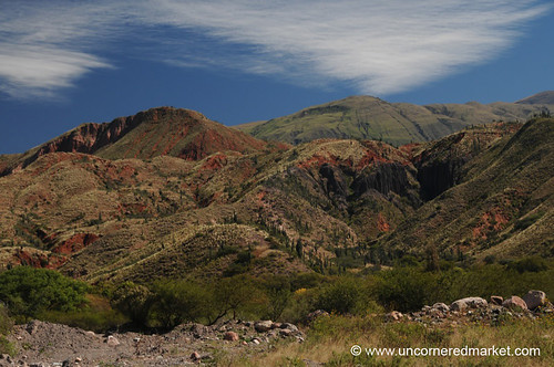 Landscape in Northwest Argentina