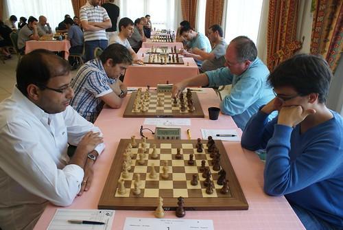 Hicham Hamdouchi (FRA) vs Edouard Romain (FRA)