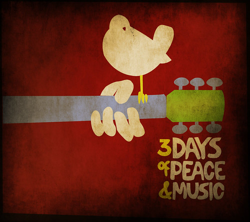 ▨ 3 DAYS of PEACE & MUSIC (woodstock)