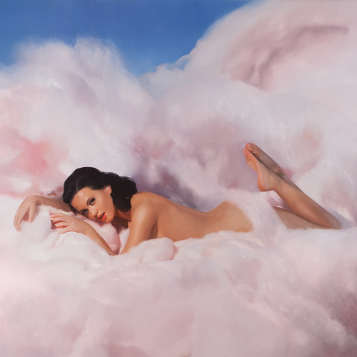 Katy Perry's Teenage Dream Album Cover
