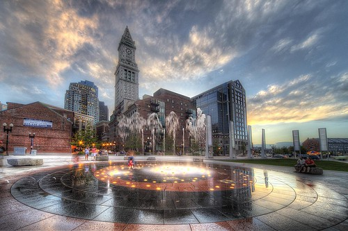 Boston Fountain