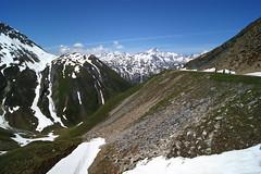 Schweiz (RayKippig) Tags: schnee mountain snow mountains alps schweiz switzerland suisse pass berge alpen pas furka urlaub2010 furkastrase