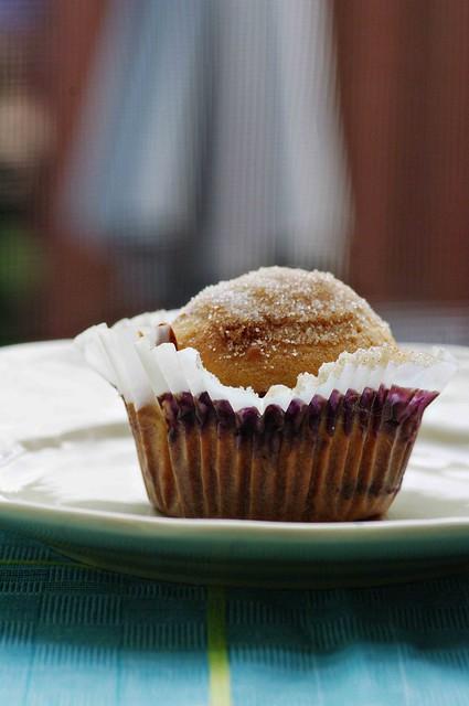 Cinnamon Dougnut Muffins