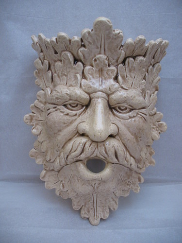 Green Man - front