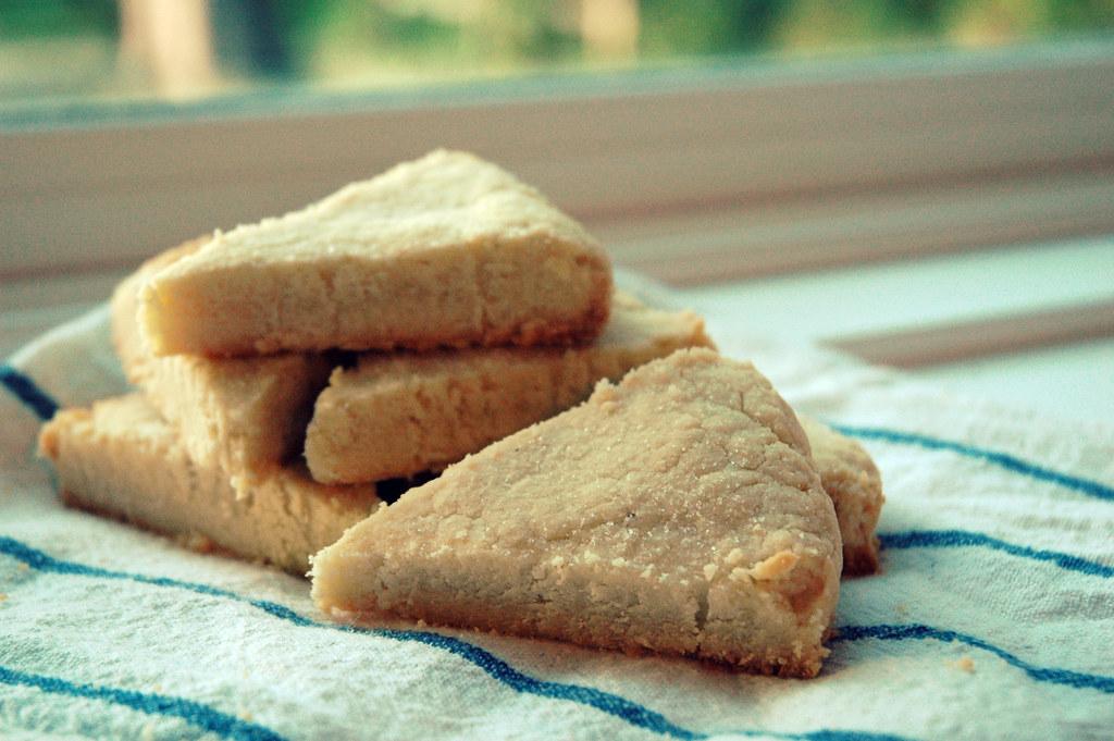 shortbread a bakin'