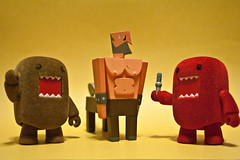204/365 Domo Centaur Interview (Chris Gritti) Tags: toys apocalypse jokes domo theme 365 interview tic doo toc cheesey pepperoni centaur clop 204365