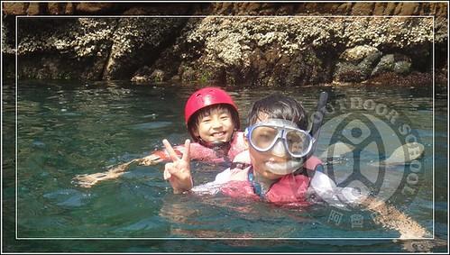 20100723龍洞浮潛夏令營70