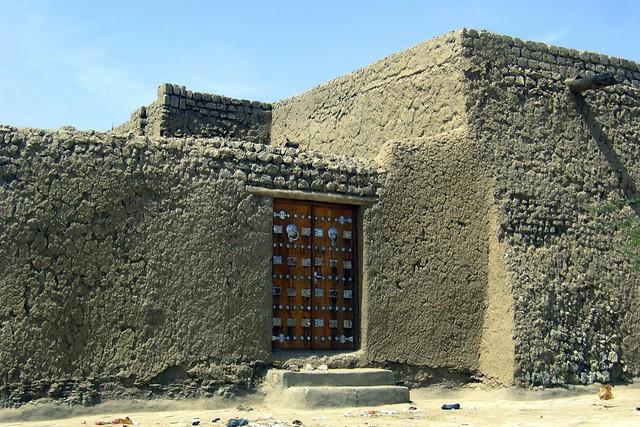 4823301821 11395e3c2e z d Sankore Mosque   Timbuktu