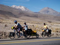 Cycling the Peruvian Coastal Desert
