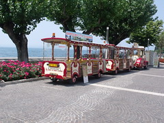 Bardolino - Lago di Garda - Tourist train