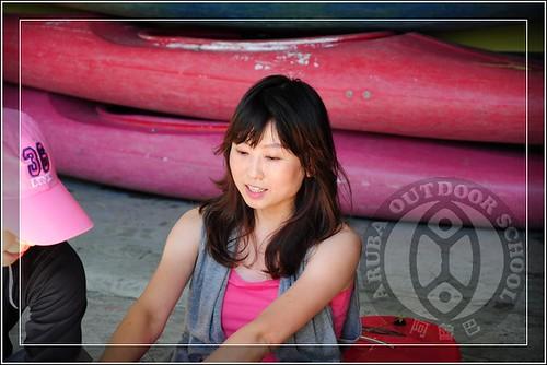 20100722台積電獨木舟體驗活動64