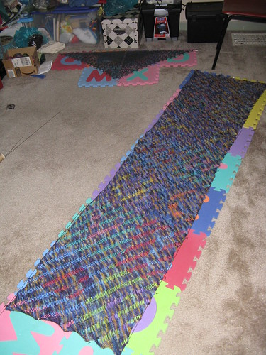 Clapotis blocking