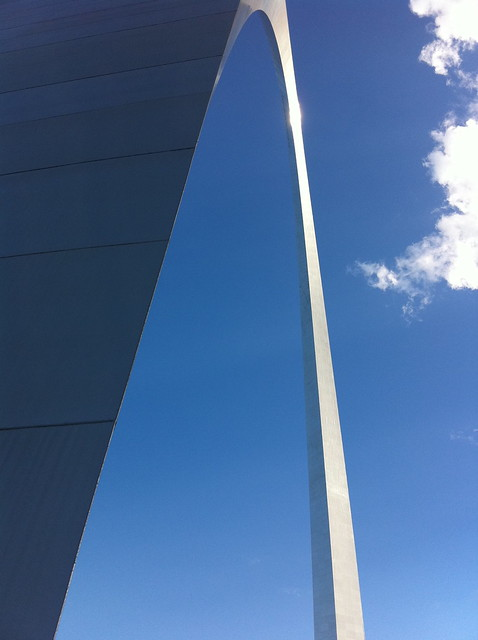 hello, saint louis arch!