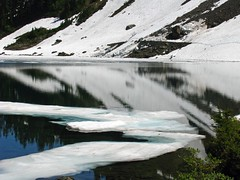 Twin Lakes Ice