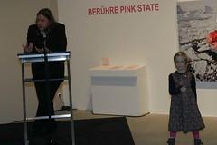 photoset: Schaulust & Marco Evaristti. Kunsthalle Krems. Eröffnung 1.3.2007