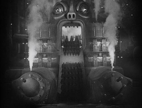 Metropolis Mechanized Monster