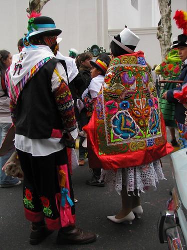 Perú en Buenos Aires