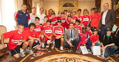 Fútbol USA-Colonias de verano en Vitoria-Gasteiz
