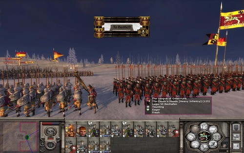 Call Of Warhammer Total War. Call of Warhammer mod for M2TW