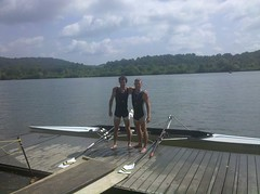 Dupont/Garberson, Int Lwt 2x Gold