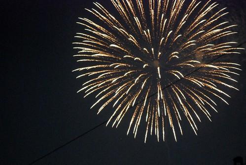 fireworks @ sumida river