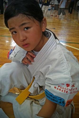 第23回極真空手道選手権福島県大会