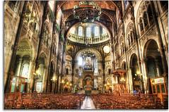 glise Saint-Augustin de Paris (kw~ny) Tags: paris church nikon hdr d700 glisesaintaugustindeparis