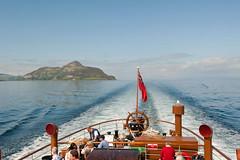Holy Isle (Sea Pigeon) Tags: lighthouse scotland clyde holy isle arran